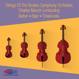 Barber - Elgar - Tchaikovsky - Strings Of The Boston Symphony Orchestra