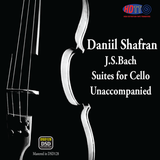 J.S. Bach - Suites for Cello Unaccompanied, Complete - Daniil Shafran, cello (Pure DSD)