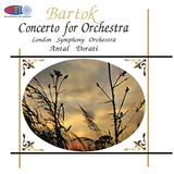 Bartók - Concerto For Orchestra - Antal Dorati conducting the London Symphony Orchestra