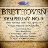 Beethoven: Symphony No. 9 - Hans Schmidt-Isserstedt Conducts the Vienna Philharmonic Orchestra