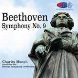 Beethoven Symphony No. 9 in D minor, Op. 125 - Charles Munch - Boston Symphony Orchestra Bass Vocals – Giorgio Tozzi