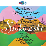 Beethoven Fifth Symphony - Schubert Unfinished Stokowski LPO
