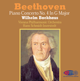Beethoven Piano Concertos No. 4 - Wilhelm Backhaus, piano - Hans Schmidt-Isserstedt Vienna Philharmonic Orchestra