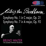 Beethoven Symphony No 1-7 - Bruno Walter Columbia Symphony Orchestra