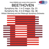 Beethoven Symphony No. 1 & No. 2 - Steinberg Pittsburgh Symphony Orchestra
