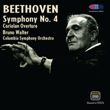 Beethoven Symphony No 4 - Coriolan Overture - Bruno Walter Columbia Symphony Orchestra (Pure DSD)