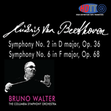 Beethoven Symphony No 2 & 6 - Bruno Walter, Columbia Symphony Orchestra