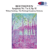 Beethoven  Symphony No. 7  William Steinberg, The Pittsburgh Symphony Orchestra