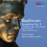 Beethoven Symphony No. 9 - Ferenc Fricsay Berlin Philharmonic