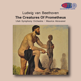 Beethoven The Creatures of Prometheus - Maurice Abravanel - The Utah Symphony Orchestra
