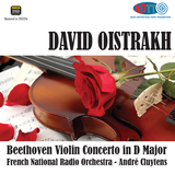 Beethoven Violin Concerto - David Oistrakh, violin - André Cluytens - French National Radio Orchestra (Pure DSD)