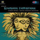 Berlioz Symphonie Fantastique - Charles Munch Boston Symphony Orchestra 1954 Recording (Pure DSD)