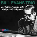 Bill Evans Trio ‎– At Shelly's Manne-Hole, Hollywood, California (Pure DSD)