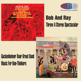 Bob and Ray & Guckenheimer Sour Kraut Band