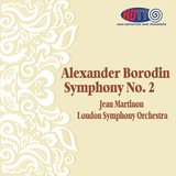 Borodin Symphony No. 2 - Jean Martinon and London Symphony Orchestra (Pure DSD)
