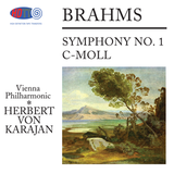 Brahms Symphony No. 1 in C minor, Op. 68 - Herbert von Karajan Conducts the Vienna Philharmonic Orchestra (Pure DSD)