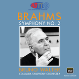 Brahms Symphony No. 2 - Bruno Walter conducts The Columbia Symphony Orchestra (Pure DSD)