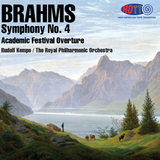 Brahms Symphony No. 4 - Academic Festival Overture - Rudolf Kempe The Royal Philharmonic Orchestra
