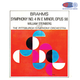 Brahms Symphony No. 4 - William Steinberg Conducts the Pittsburgh Symphony Orchestra
