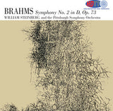 Brahms: Symphony No. 2 in D, Op. 73 - William Steinberg Conducts the Pittsburgh Symphony Orchestra