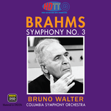 Brahms Symphony No. 3 - Bruno Walter conducts The Columbia Symphony Orchestra (Pure DSD)
