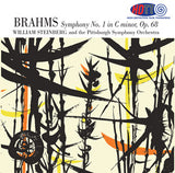 Brahms: Symphony No. 1 in C minor, Op. 68 - William Steinberg Conducts the Pittsburgh Symphony Orchestra