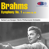 Brahms: Symphony No. 1 in C minor, Op. 68 - Herbert von Karajan Conducts the Berlin Philharmonic Orchestra