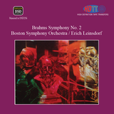 Brahms Symphony No. 2 - Erich Leinsdorf conducts The Boston Symphony Orchestra (Pure DSD)