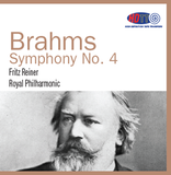 Brahms Symphony No. 4 - Fritz Reiner conducts the Royal Philharmonic (Pure DSD)