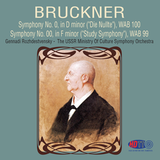 Bruckner Symphony No. 0 & 00 - Rozhdestvensky - The State Symphony Orchestra of the USSR Ministry of Culture