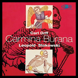 Orff Carmina Burana - The Houston Symphony Orchestra Conducted By Leopold Stokowski