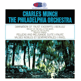 Charles Munch conducts Ravel,Faure, Berlioz - The Philadelphia Orchestra