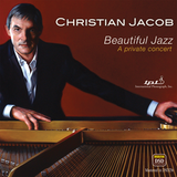 Beautiful Jazz - Christian Jacob, piano - International Phonograph, Inc. (Pure DSD)