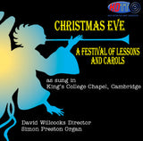 A Festival of Lessons and Carols Christmas Eve