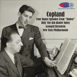 "Copland Four Dance Episodes From ""Rodeo"" & Billy The Kid (Ballet Suite) - Leonard Bernstein conducts the New York Philharmonic"