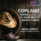 Copland Music - Antal Dorati Minneapolis Symphony Orchestra
