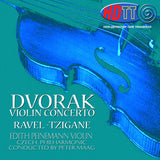 Dvorak: Violin Concerto & Ravel: Tzigane - Peter Maag Conducts the Czech Philharmonic