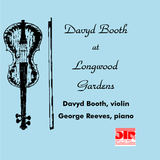 Davyd Booth at Longwood Gardens