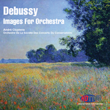 Debussy Images Pour Orchestre -  Andre Cluytens the Paris Conservatory Orchestra