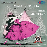 Delibes Sylvia and Coppelia (Excerpts) -  Boston Symphony Orchestra, Pierre Monteux