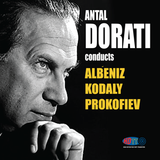 Dorati conducts Albeniz - Kodaly - Prokofiev - The Minneapolis Symphony Orchestra and The London Symphony Orchestra
