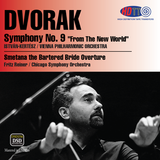 "Dvorak Symphony No. 9 In E Minor, Op. 95 ""From The New World""  Kertesz VPO - Smetana The Bartered Bride Overture Reiner CSO (Pure DSD)"