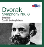 Dvorak Symphony No 8 - Bruno Walter conducts the Columbia Symphony Orchestra (Pure DSD)