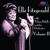 Ella Fitzgerald with Nelson Riddle and His orchestra Vol. II