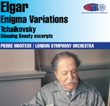 Elgar Enigma Variations & Tchaikovsky Sleeping Beauty Excerpts - Pierre Monteux London Symphony Orchestra (Redux)