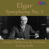 Elgar Symphony No. 1 - Goerge Solti conducts the London Philharmonic Orchestra (Redux)