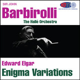 Edward Elgar Enigma Variations op 36 - Halle Orchestra Orchestra -  John Barbirolli - Conductor