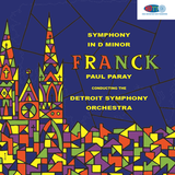 Franck Symphony in D Minor - Paul Paray Detroit Symphony Orchestra