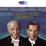 Gershwin Concerto In F & Rhapsody In Blue - André Kostelanetz and his Orchestra, Andre Previn, piano