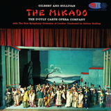 Gilbert And Sullivan - The Mikado - Isidore Godfrey ‎conducting